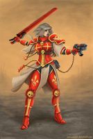 Sister of Battle by YuliaPW