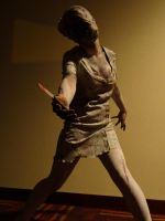 Silent Hill Nurse - Deadly shadows by Cosplay4UsAll
