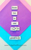 The Daily Magnet #227 by FridgePoetProject