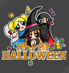 PPG - Halloween by Somewei