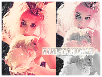 Emilie Autumn Teacup Ratty ID by vanityandwax