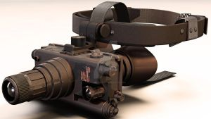 Jeffrey-Friedman Luna-Optics-Night-Vision-Goggles by mediaartsdallas