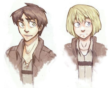 Snk - Quick Headshots by EatinIce