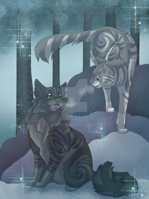 A Cold Day in Riverclan by leafstep