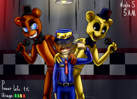 Game Over (Five Nights at Freddy's) by ArtyJoyful