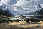 Matte Painting by TheRiki