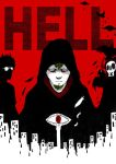 HELL cover #1 by Harkill