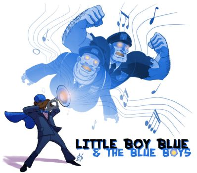 Remake - Little Boy Blue by DBed