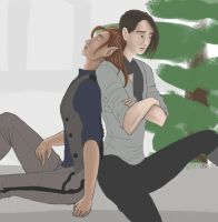 In This Together WIP by SvbwayShayla