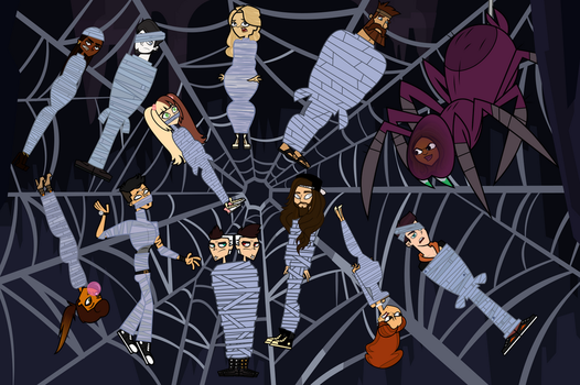 TDAS: Web of Losers by Hey-Hollywood