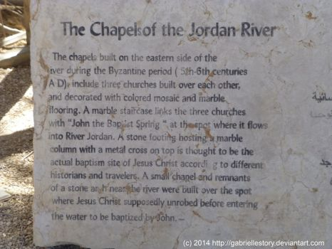 The Chapel of the Jordan River by gabriellestory