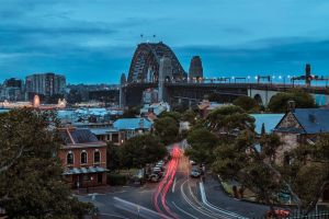 Sydney Harbour Bridge by TarJakArt