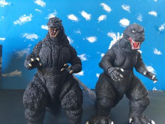 What a difference one year can make 1 by godzilla154