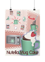 Nutella Mug Cake v2.0 by EmersonWolfe