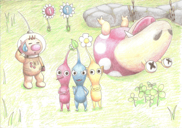 Pikmin pride by ville10