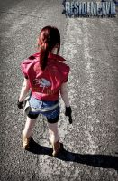 Dead End-RE: DC Claire Redfield Cosplay by Hamm-Sammich