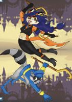 Request: Master Thief Duo by Moon-Shyne