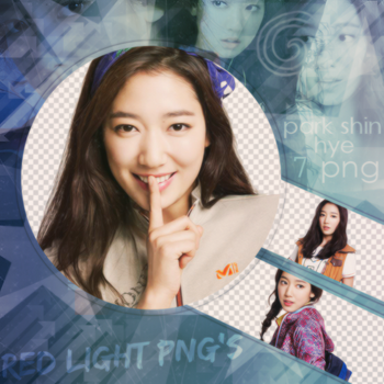 Park Shin Hye PNGPACK3# by RedLightPNGs