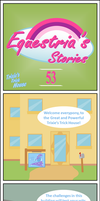 Equestria's Stories - 53 (Trixie's Trick House) by Zacatron94
