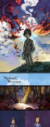 The Wanderer and the princess by Nayth