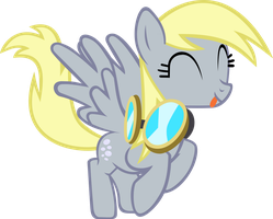 derpy hooves toung by freak0uo