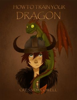 HTTYD project cover by Detkef