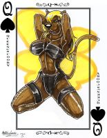 Q scooby of spades by wsache007