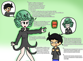 Body stealer Series # 6 : Tatsumaki by Kyon000