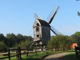 Windmill 1 by mrscats
