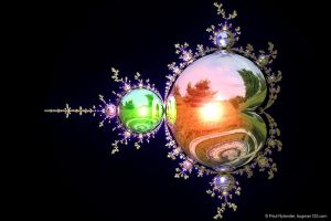 Mandelbrot Pearls by bugman123