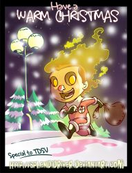 Have A Warm Christmas by splendidriver