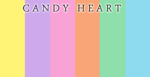 Candy Heart Palette by Hollena