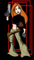 Kim Possible by Locoduck