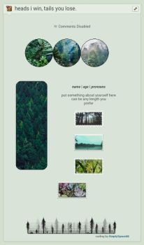 [ forest / green custom box ] f2u by amongthestxrs
