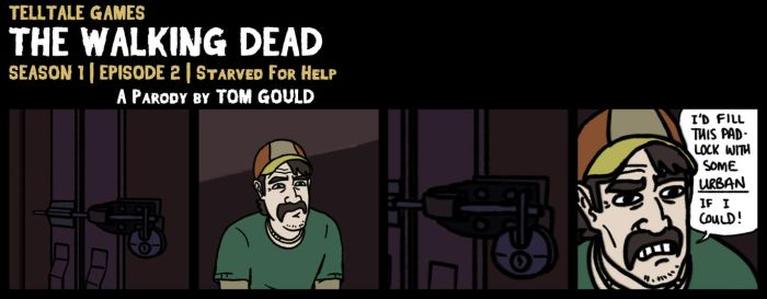 TWD S1E2 | Floridian Locksmith (SPOILERS) by TheGouldenWay