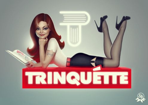 Trinquette challenge by PapaNinja