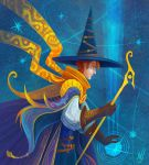 The Magician by StoicSquid