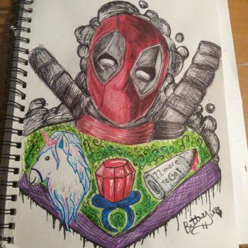 Deadpool by Batterypower14