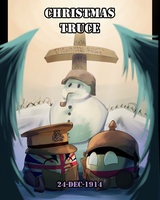 Christmas truce by LeoLevahn
