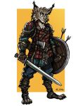 Lynx Viking by TheLivingShadow