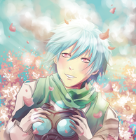 Fanart Clear from DMMD by Selenocosmia-CN