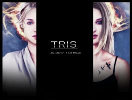 Tris Prior by ArchAngel1889