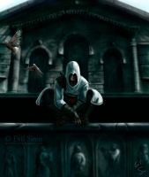 Assassins Creed - Altair by Evil-Siren