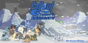 Fallout Equestria Legacy by Vector-Brony
