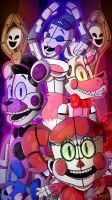 Fnaf sister Location by TheOmegaNetherflix