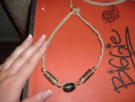 Hemp Necklace 5 by cypris-quynh
