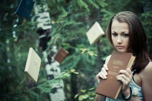 book forest by kotopez
