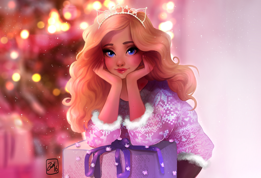 Christmas Time by Zow3y