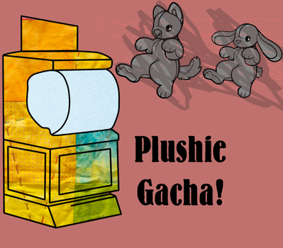 Plushie Gacha! [OPEN] by Fablebutt