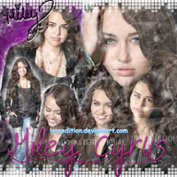 Miley Blend by LoreEdition